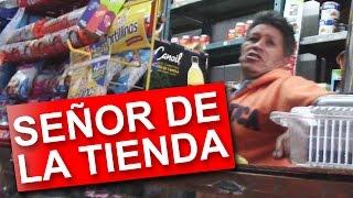 VISITANDO AL SEÑOR DE LA TIENDA (BROMA)