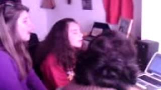 """4you Bruna & Joana Cover - """"Vou chamar a música"""" - Sara Tavares"""