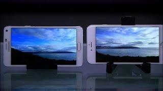 Comparamos las cámaras del Galaxy Note 4 y el iPhone 6 Plus