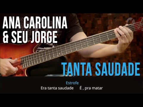 Ana Carolina - Tanta saudade