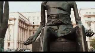 РУМЫНИЯ: Памятник против коммунизма в Бухаресте... Bucharest Romania
