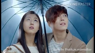 Hamdard  | korean commercial mix hindi song | heart touching story