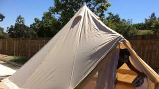 The Amazing Dream House Camping Tent  (Created with @Magist