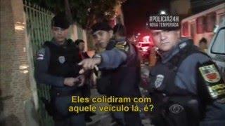 Força Tática 14/04/16 Polícia 24 horas