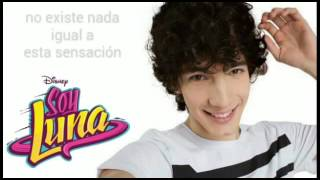 Soy luna Ramiro cuando bailo avec parole