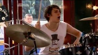 the kooks sway live at sound 21 06 2008 xvid 2008 tdf