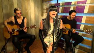 "Sharon Needles ""Dead Dandelion"" Live Performance Acoustic"