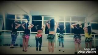 Esmaouni - Sequência de aula de Dança do ventre