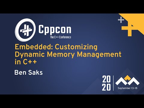Embedded: Customizing Dynamic Memory Management in C++