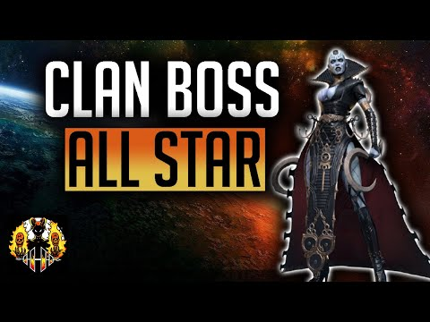 RAID | Narma the Clan Boss Goddess! Champion Spotlight!