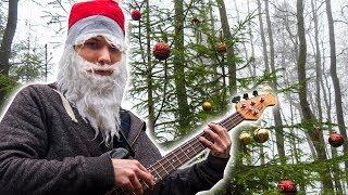 Jingle Bells (Tapping Bass Arrangement) 4K