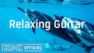 Relaxing Guitar: Easy Listening Instrumental Music with Beautiful Ocean Scenery