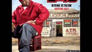 E-40 - Drugs Ft. B-Legit (Overtime Shift)