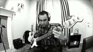 Beethoven's 5th Symphony Bass Cover (Rock Version)