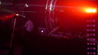 "Skrillex - Hadouken! ""Ugly"" Live"