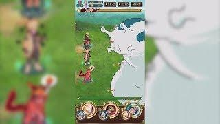 Naruto Shippuden: Ultimate Ninja Blazing - Katsuyu Boss Battle Gameplay