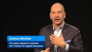 Brynjolfsson and McAfee: Global talent pool