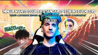 Ninja want's Faze Jarvis Unbanned because he is famous!