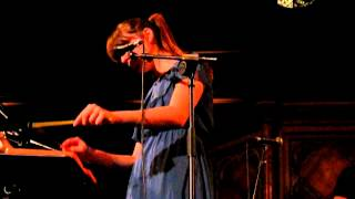 Luisa Sobral - Clementine (Union Chapel, London, 02/05/2012)