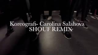 Gee Dixon - SHOUF REMIXft. Dani M, Linda Pira, Naod, Moms, Kaliffa | koreografi | Carolina Salahova