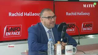 L'Info en Face avec Mohammed Benmoussa