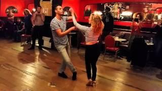 Haithem & Laurie - Bachata (Romeo Santos - Necio)