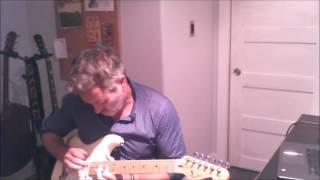 Happy Jam Improv in E using minor and major