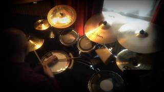 Brian Simpson - Soul Embrace (Intro) {Drum Cover} HD