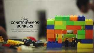 TOMA TU LUGAR / Blog: Presentación Construyamos Bunkers
