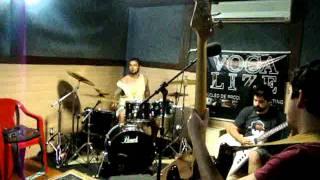 Ensaio a trigger to forget  - A1 Vocalize -Janeiro 2012