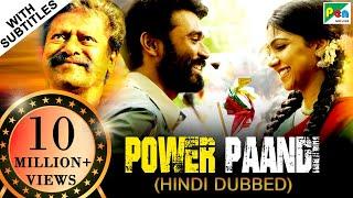 Power Paandi (Dum Lagade Aaj) Full Hindi Dubbed Movie   Dhanush, Rajkiran, Madonna