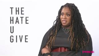 The Hate U Give author Angie Thomas on Amandla Stenberg and Hollywood colourism