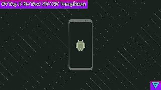 Top 5 No Text 3D+2D Intro Templates 2018 Free Download HD #9