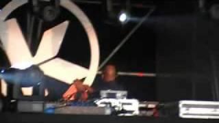Juan Atkins Part2 @Tomorrowland Belgium 09