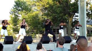 "MC Hammer LIVE! ""Let's Get It Started"" (Indiana State Fair 8.20.09)"