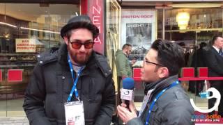 Sanremo 2017 - Intervista a Maldestro (NuoveProposte) - RadioSelfie