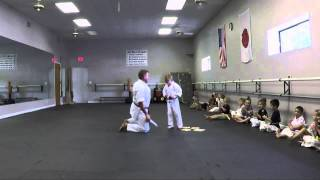 Little Dragon's - Fifth Karate Belt Test