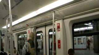 Let's Change in der Nürnberger U-Bahn DT3 Fahrerlos: Mitfahrt in der U3 mit umsteigen!
