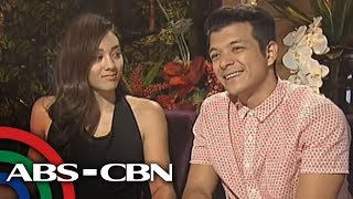 The Buzz: Jericho, Kim recall how relationship started