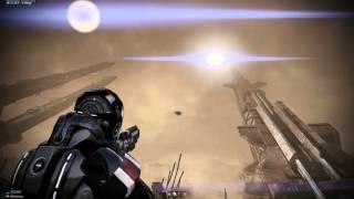Mass Effect 3 (4K): Cerberus Attack Ending
