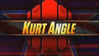 Kurt Angle Theme/Titantron 2017 HD