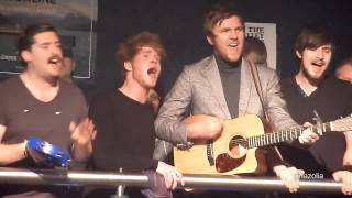 Kodaline - Latch (Disclosure cover) live @ Scala, London (04.04.2013)