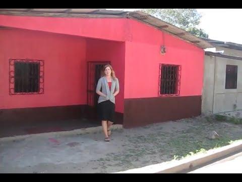 Peace Corps Cribs Nicaragua