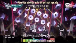 [Kara - Vietsub] GOT7 - Bounce (live) [GM subteam]