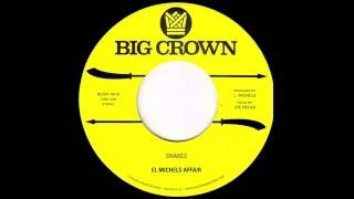 El Michels Affair - Snakes feat. Lee Fields - BC001-45 - Side B