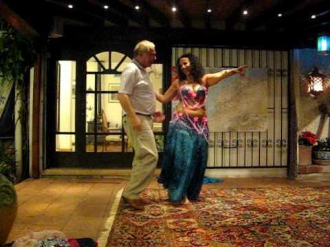 גי'נג'י אצל לוריא במפגש מטילי מרוקו
