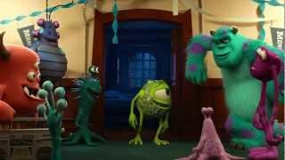 Monsters University - Teaser Trailer Italiano