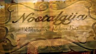 NOSTALGIJA-KAFANA & RAKIJA BAR
