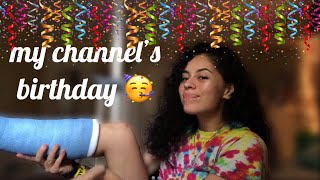 The Birth of My Channel 🥳