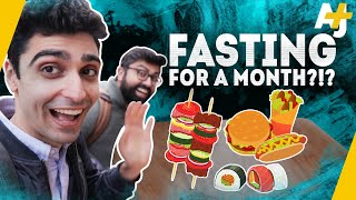 Fasting For The First Time For Ramadan | AJ+ width=